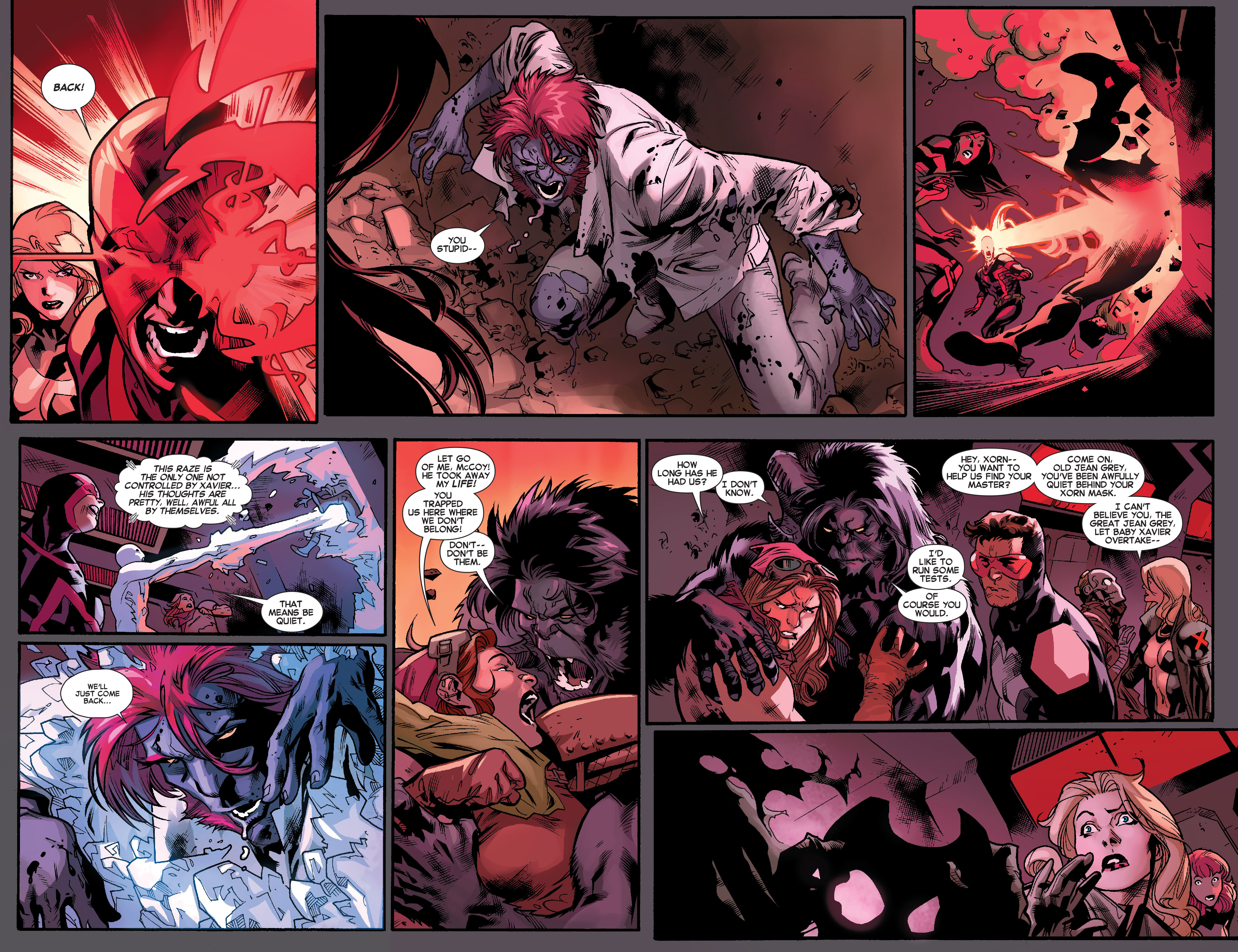 Read online All-New X-Men (2013) comic -  Issue #29 - 12