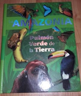 La Amazonia, Pulmón Verde de la Tierra - Literatura Infantil