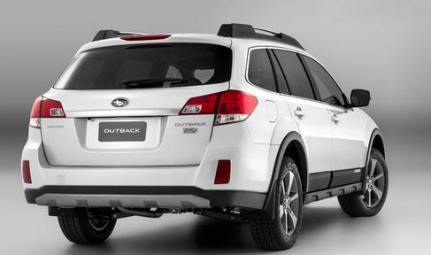 2019 Subaru Outback - Release, Redesign