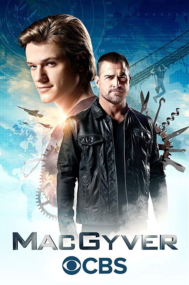 MacGyver Temporada 3 Ingles Subtitulado 720p