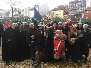 Inicio das festividades Bragança, Terra Natal e de Sonhos