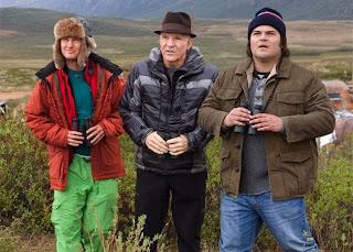The Big Year 2011 comedy Steve Martin Jack Black Owen Wilson