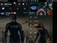 Download BBM MOD Captain America Apk v2.13.1.14 Terbaru