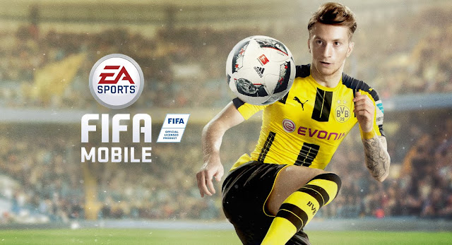 FIFA Mobile gameplay