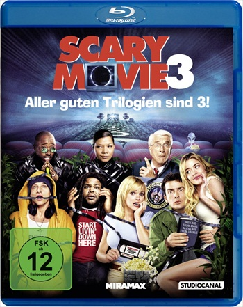 Scary Movie 3 (2003) Dual Audio Hindi 720p BluRay 750mb