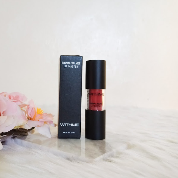 With Me's Signal Velvet Lip Master in Mood Signal - Review