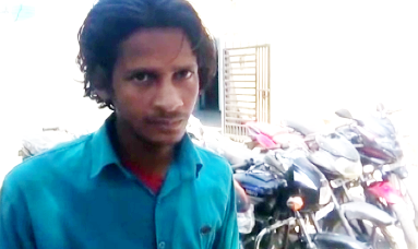 Vicious thief arrested for stealing bike from MLA's office