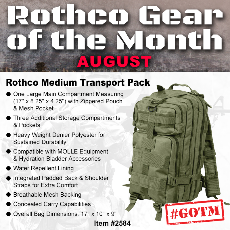 Have You Seen Our #GOTM for August Yet?