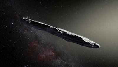 Ilmuwan Ingin Merubah Asteroid Menjadi Pesawat Luar Angkasa
