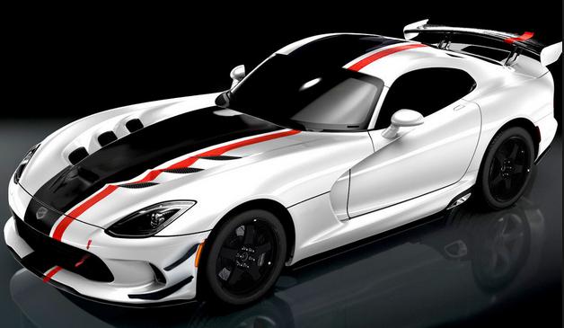 2020 Dodge Viper Car News