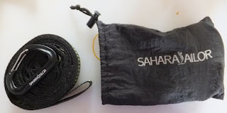 Sahara Sailor Hammock Straps W Heavy Duty Carabiners Easy Setup Super Strength Fits All Hammocks (Set of 2)