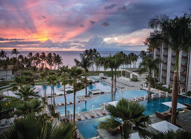 The Pacific Ocean greets you from the moment you arrive at Andaz Maui at Wailea Resort. Discover a new lifestyle experience in Maui with indulgent amenities.