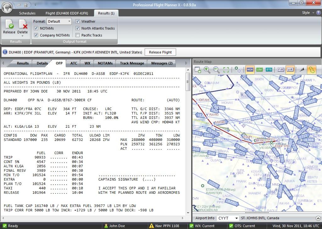 Torrent Professional Flight Planner X Crack