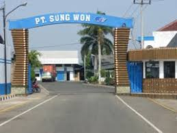 Info Loker Via Pos Terbaru 2018 PT Sung Won Indonesia
