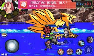 Naruto Senki Mod Recodara v1.17 Apk