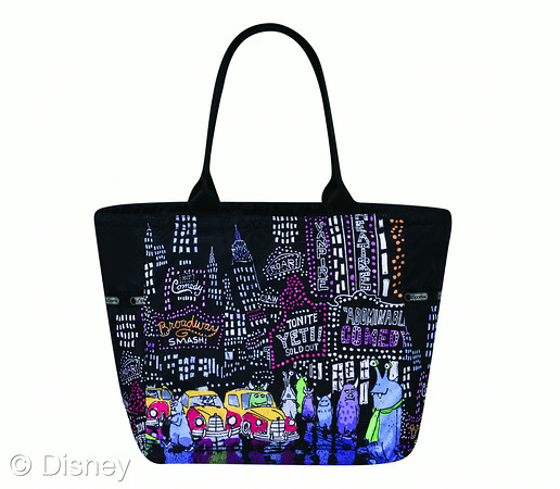 Monsters, Inc. for Le Sportsac Collection Picture Tote