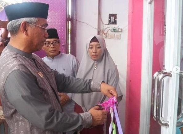 Bupati Husler: Luwu Timur Pasar Potensial Penjualan Busana Muslim