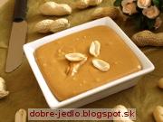Domáce arašidové maslo - recept