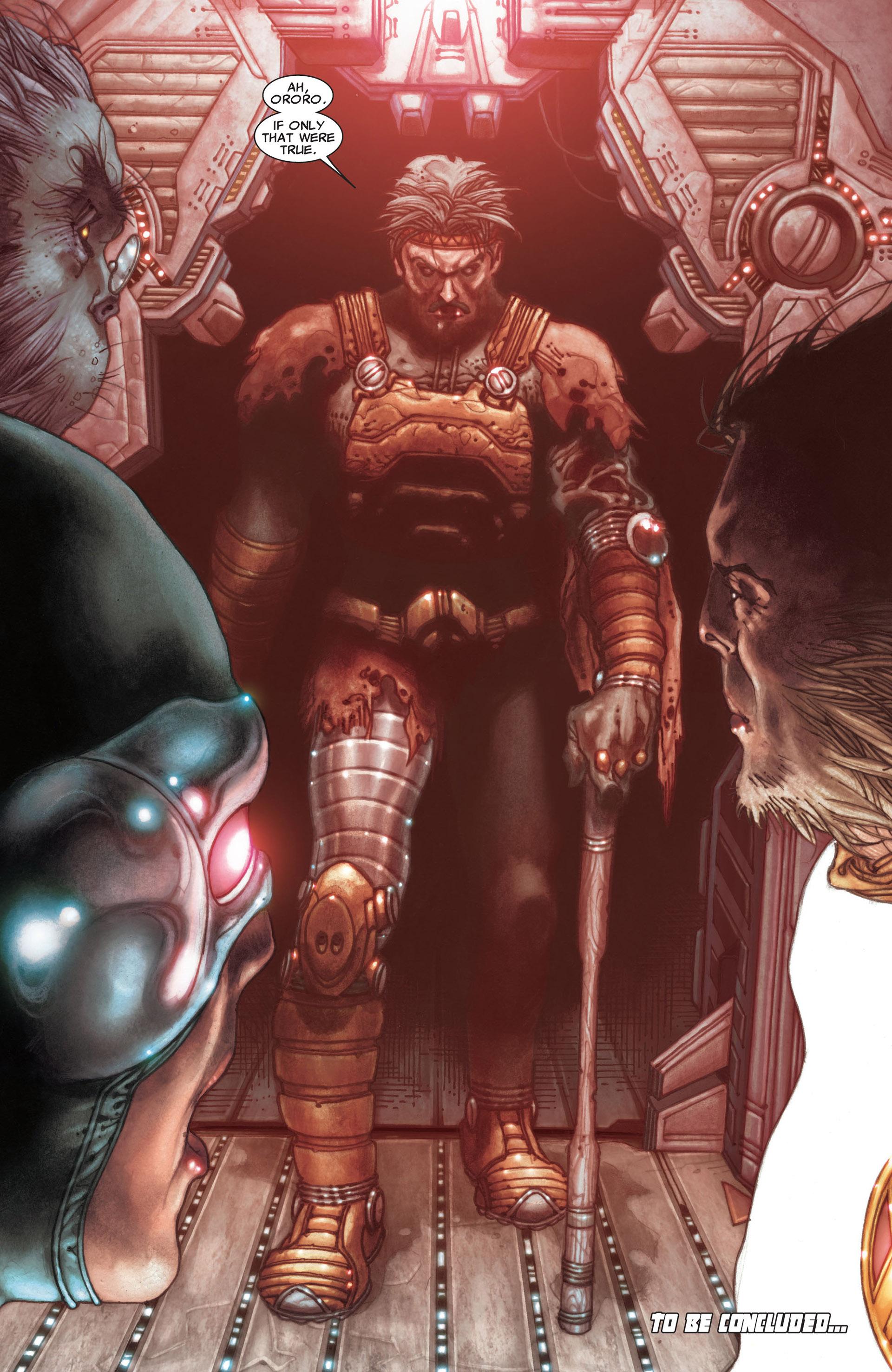 Read online Astonishing X-Men (2004) comic -  Issue #29 - 22