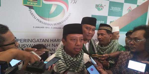 PPP Dukung Kebijakan Utang Presiden Jokowi