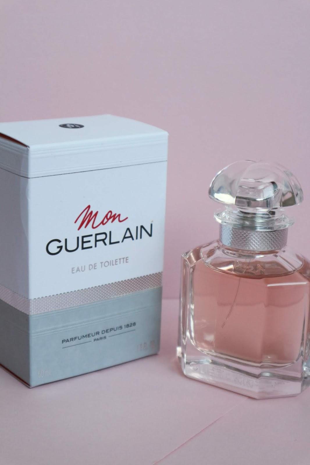 guerlain mon guerlain edt review