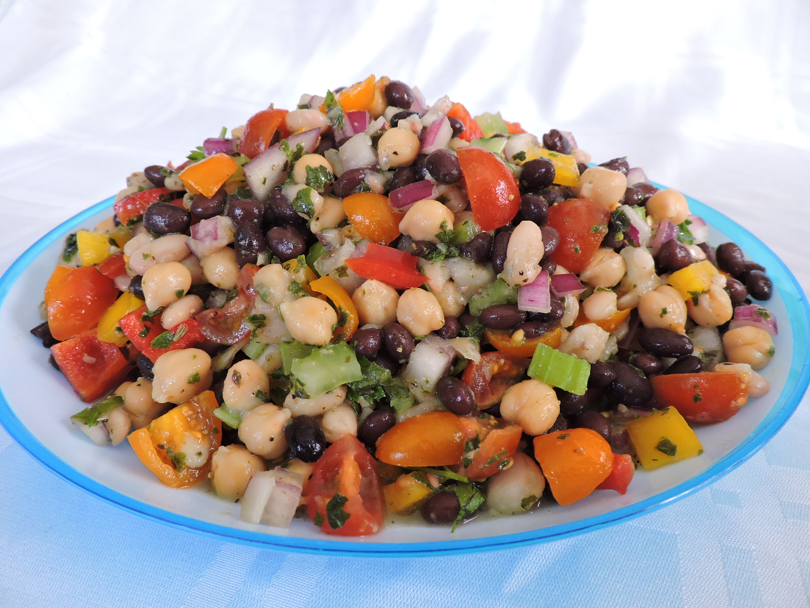 Marinated Three Bean Salad
