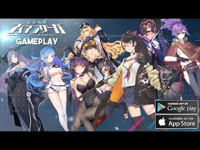 Iron Saga Battle Mech Game Mobile RPG Terbaik 2020