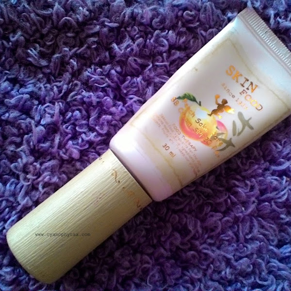 Review Skin Food Peach Sake Pore BB Cream SPF 20 PA+