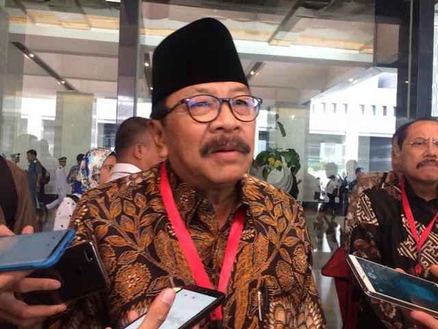 Dihimbau Soekarwo Agar Tak Ikut Reuni 212, Ternyata Warga Jatim Sudah di Jakarta
