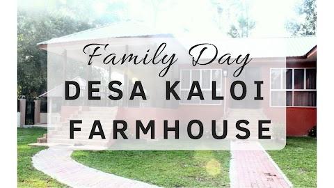 RIANG RIA FAMILY DAY DI DESA KALOI FARMHOUSE