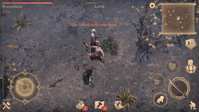 Download Game Grim Soul: Dark Fantasy Survival Mod APK cho Android
