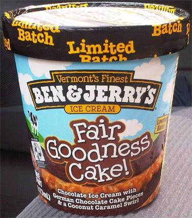 On Second Scoop Ice Cream Reviews Ben Amp Jerry S Fair