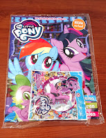 My Little Pony Magazine at Primera