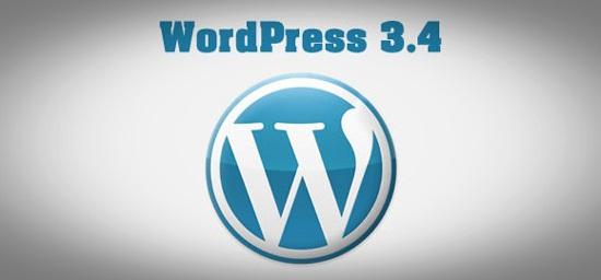 Kemaskini WordPress 3.4 Green