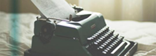Iniciativa New Writer - Cine de Escritor