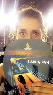 I am a fan