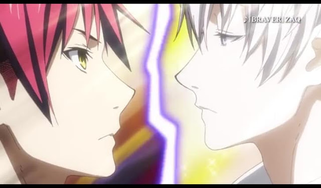 Second screenshot from Food Wars! The Third Plate second trailer