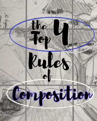 Top Four Rules of Art Composition