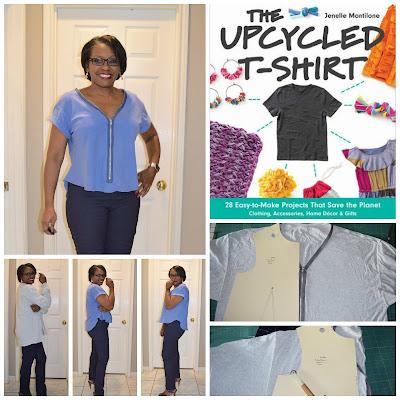 trash2tees blog hop 2016 #TheUpcycledTshirt  #bigballoftshirtyarn