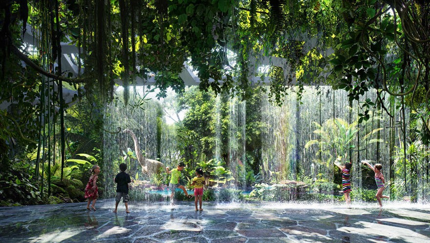 Dubai Has Plans To Open The World's First Hotel With A Rainforest Inside Of It