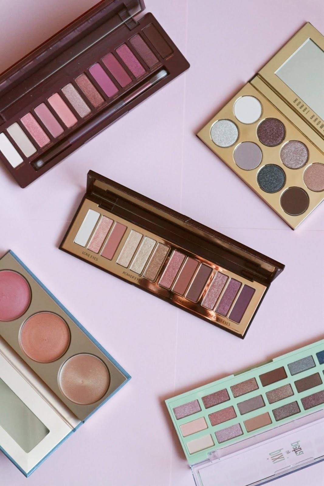 best eyeshadow palettes 2018