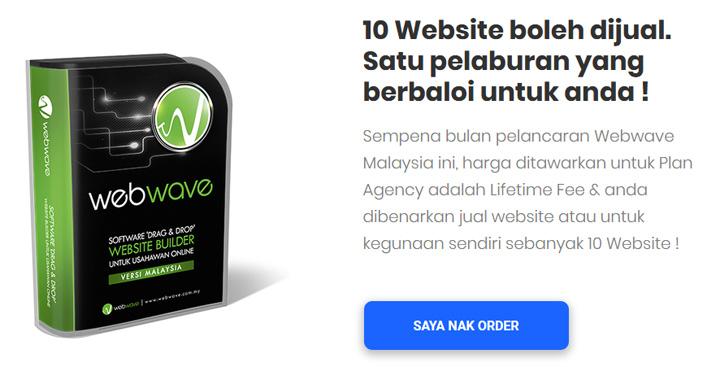 Potensi Income RM10K WebWave Agency