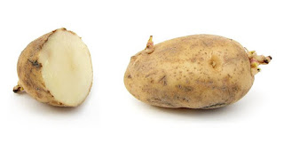 potato benefits for hair