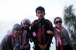 RnB English Course Go To Bromo