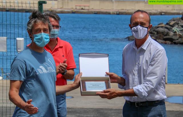 Finaliza el Campeonato Insular de Vela - Trofeo Cabildo de La Palma Kuan Deutschen y Dayalis Sánchez se proclaman campeones