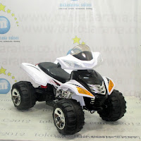 Motor Mainan Aki Pliko Pk9728N ATV Sport