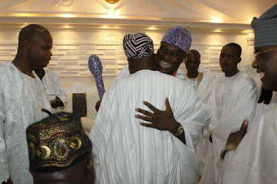 obasanjo and for ooni of ife