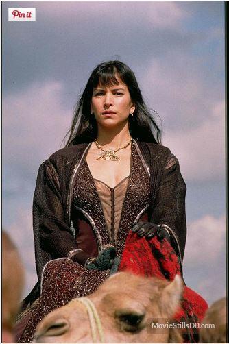 Ank Su Namon figurino, o retorno da mumia