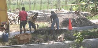 Biaya Borongan Upah membangun Rumah Per m2
