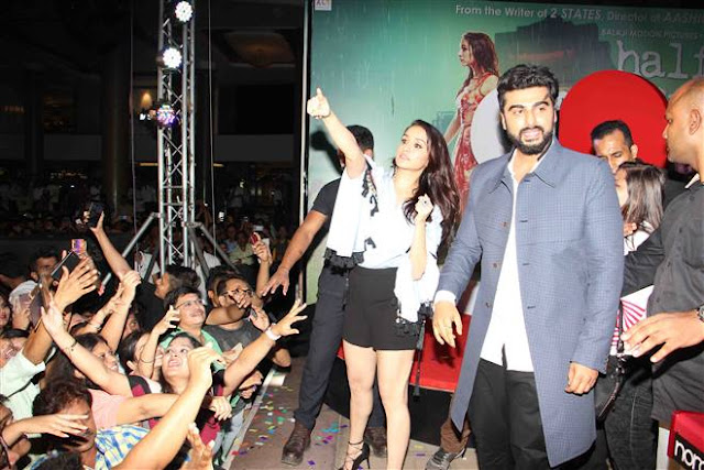 Half Girlfriend Movie Music Concert Stills